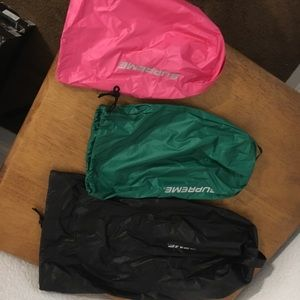 Supreme Bags Rare Black Waist Bag Ss18 Poshmark